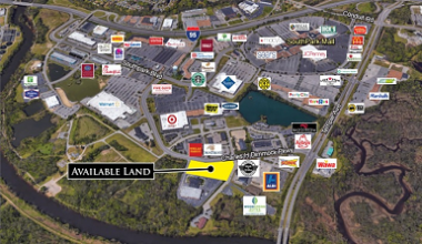 325 Charles H. Dimmock Parkway,Colonial Heights,Virginia,23834,Land,325 Charles H. Dimmock Parkway,1076