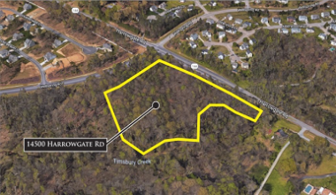 14500 Harrowgate Road,Chester,Virginia,23831,Land,14500 Harrowgate Road,1096