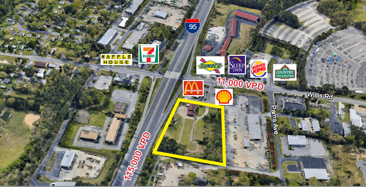 2302 Willis Road, Richmond, Virginia, 23237, ,Land,For Sale ,2302 Willis Road,1144