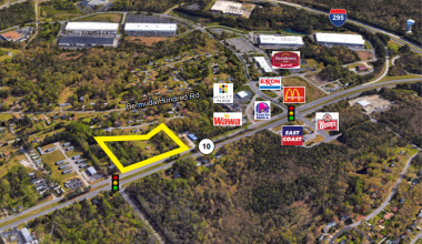 520 E. Hundred Road, Chester, Virginia, 23836, ,Land,For Sale ,520 E. Hundred Road,1147