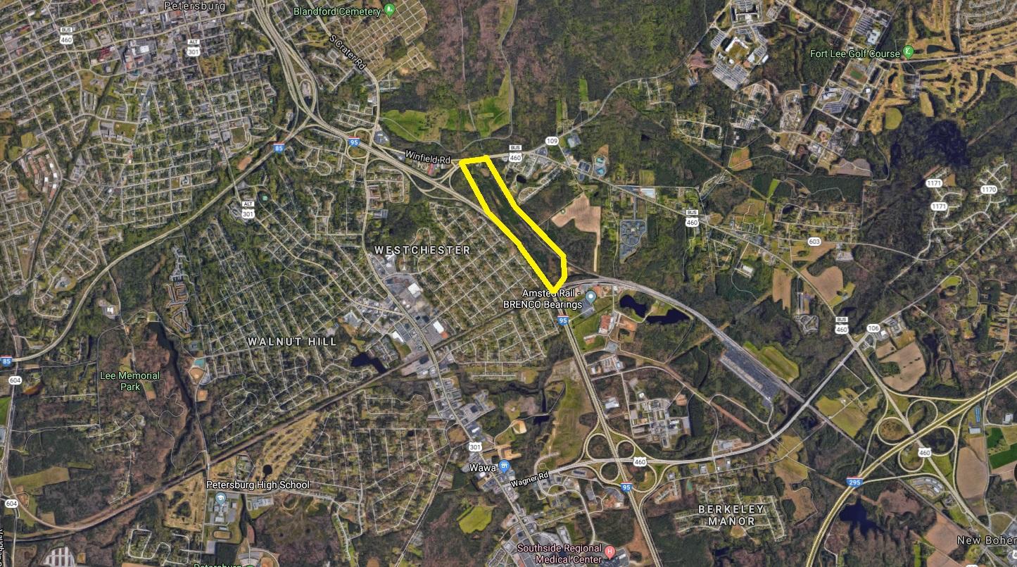 970 Winfield Road, Petersburg, Virginia, 23803, ,Land,For Sale ,970 Winfield Road,1138