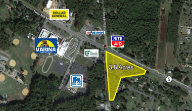 2661 New Market Road, Henrico, Virginia, 23231, ,Land,For Sale ,2661 New Market Road,1005